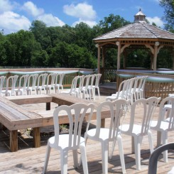 Outdoor Wedding in Maryland