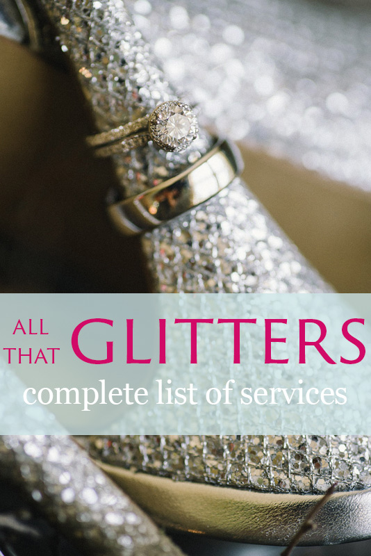 allthatglitters-listofservices