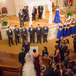 Sphinx Club Weddings - Washington DC Wedding Planner - Glow Weddings