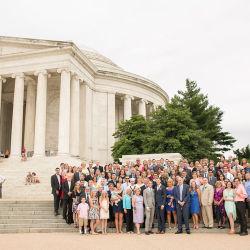 Thomas Jefferson DC Wedding 3881