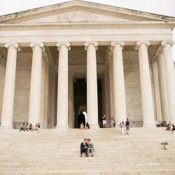 Thomas Jefferson DC Wedding 4121