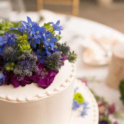 Thomas Jefferson DC Wedding Cake