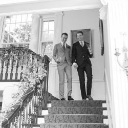 Thomas Jefferson DC Wedding - Gay Weddings