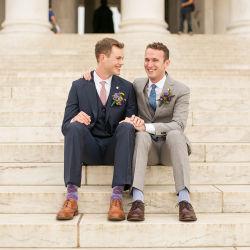 Thomas Jefferson DC Wedding portraits